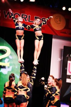 fiercest athletes, competitive CHEER cheerleading, competition, cheerleaders, stunt, routine, extension m.16.68 moved from @Kythoni Cheerleading: Competitive board http://www.pinterest.com/kythoni/cheerleading-competitive/ #KyFun