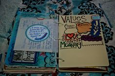 lots of good journaling and ephemera ideas on this site
