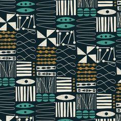 Paper Wrap design by Debbie Powell for Lagom Design