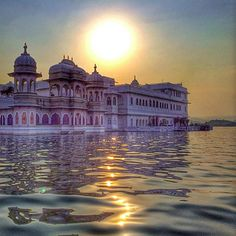 Taj Lake Palace in Rajasthan, India | 16 Hotels That Are So Cool You'll Want To Stay Forever