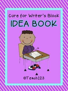 FREE Writing - Idea Book