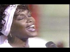 Whitney Houston sings the National Anthem -- Star Spangled Banner - YouTube