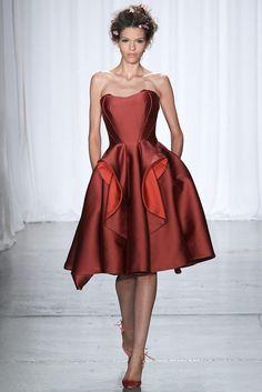 Lo más cool de la Semana de la Moda en Nueva York SS14: Zac Posen