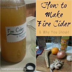 How to Make Fire Cid