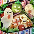 Halloween - 20 lunchbox ideas...super cute
