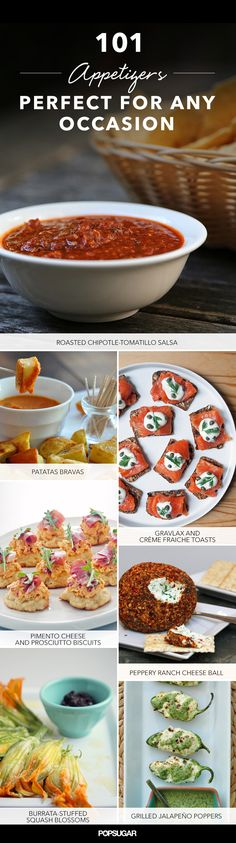101 Appetizers Perfect For Any Occasion