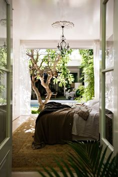 Gorgeous bedroom to