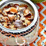 sweet, dessert recipes, gift ideas, food, butterfing dip, fruit dips, butterfinger dip, treat, dip recipes