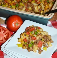 Love bacon cheeseburgers? Try this bacon cheeseburger casserole from a farm mom.