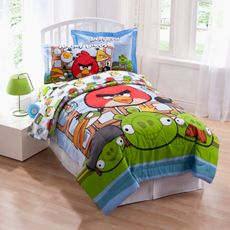 Angry Birds™ Twin Comforter Set - Bed Bath & Beyond