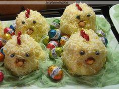 Easter Chicks Cupcakes Recipe