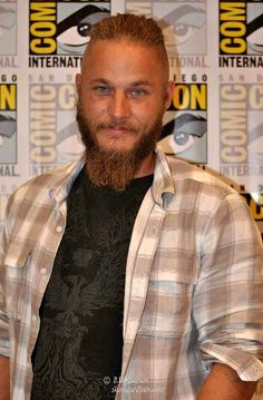 Travis Fimmel SDCC