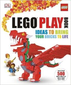 LEGO Play Book: Ideas to Bring Your Bricks to Life by Daniel Lipkowitz $25.00 Building on the success of wildly popular The LEGO® Ideas Book, LEGO Play Book has all-new ways to encourage kids to think, build, and play creatively.