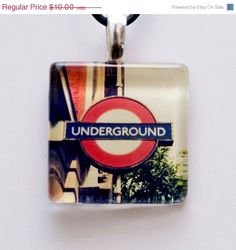 50 OFF SALE London Olympics Underground by HConwayPhotography, $5.00