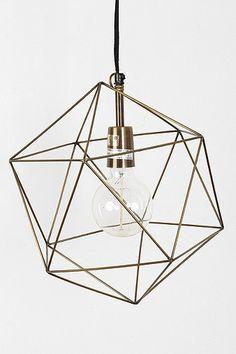 pendant lamps, hallway lighting, geometric light pendants, hous, pendant lights