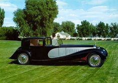 1931 Bugatti Royale Coupe de Ville
