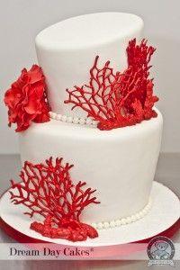 Amazing Coral Cake