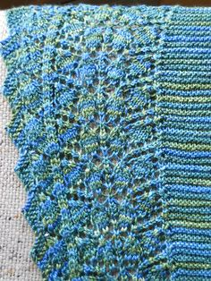 Free Pattern: Arbor Shawlette by Kay Jean