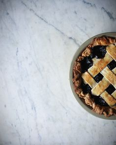 blackberry pie @Amber wilson | for the love of the south