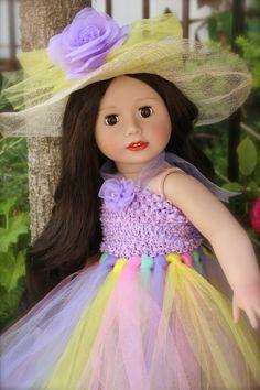 Melody Rose Doll www.harmonyclubdolls.com