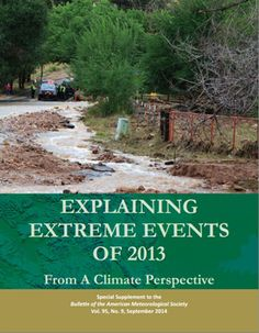 Report: Climate change played a role in some 2013 extreme events - http://scienceblog.com/74602/human-caused-climate-change-upped-2013-heat-waves-asia-europe-australia/