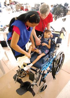 """""""God's word says that He hears the cries of the needy. Through a Wheels for the World outreach, we actually participate in bringing Scripture to life."""" -Veronica, Wheels for the World Volunteer"""