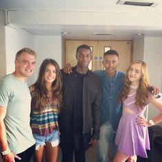 32. Bobby, Aimee, Louisa & Kedar