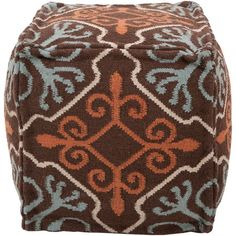 I pinned this Intricacies Pouf from the Ottoman Dynasty event at Joss and Main!