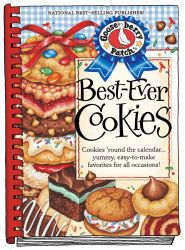 Best-Ever Cookies Cookbook, now available as an eBook for your Kindle, Nook, Apple, Kobo & Sony devices.