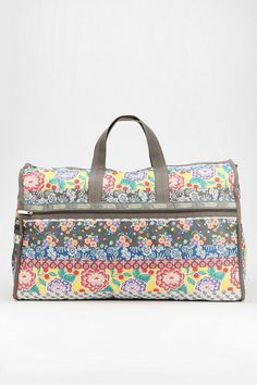 LeSportsac XL Weekender Bag #urbanoutfitters