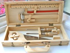 child's carpentry kit