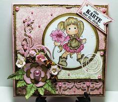 6002/0359 Noor! Design Vintage Border door Angela