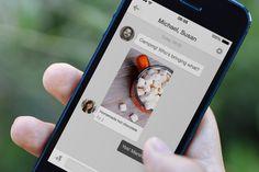 Start a conversation about a Pin, via the Official Pinterest Blog