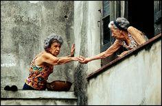 Sisters in Havana