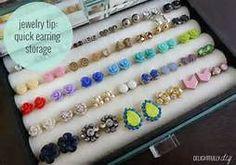 diy jewelry organizer - Bing Images