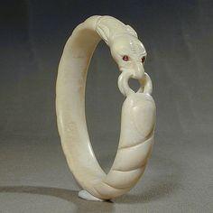 ivory ring