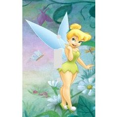 Image Detail for - Light Switch Covers: Light Switch Covers | Fantastic Tinkerbell ...