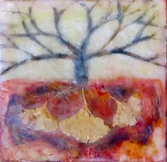 encaustic artist & photos blog