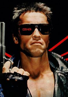 """I will terminate you."" The Terminator (1984)~ I absolutely LOVED this movie.. and I don't usually like these kinds of films.. the f/u stank !!"