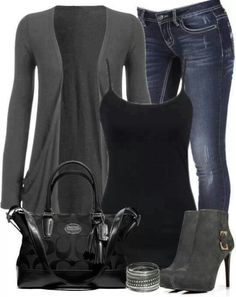 casual  outfit...the shoes are super cute, but I would do more comfy like boots or flats.