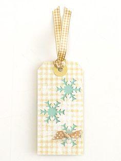 Snowflake Tag - BHG