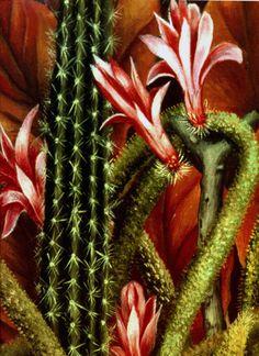 1944 Frida Kahlo Portrait de Dona Rosita Morillo, Détail les fleurs, Portrait of  Gave Rosita Morillo, Détail the flowers. #Art #Mexico #deFharo