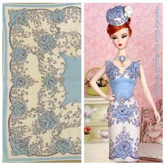 barbi collect, ooak barbi, barbi dresses74, barbi fashion