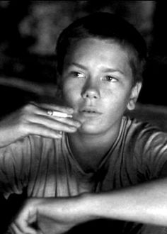 """River Phoenix (""""Stand by me"""")"""