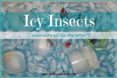 Great outdoor sensory play for a hot summer day!