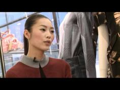 ▶ Chinese Model Liu Wen Reveals What It Takes To Be On Top - YouTube