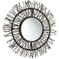 I pinned this Twig Mirror from the Good Natured event at Joss and Main!