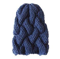 knit a hat!