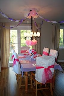 party decorating with $1 plastic tablecloths (multiple ideas) for cheap wedding decoration
