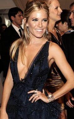 Met Ball 2010 Spotlight: Sienna Miller